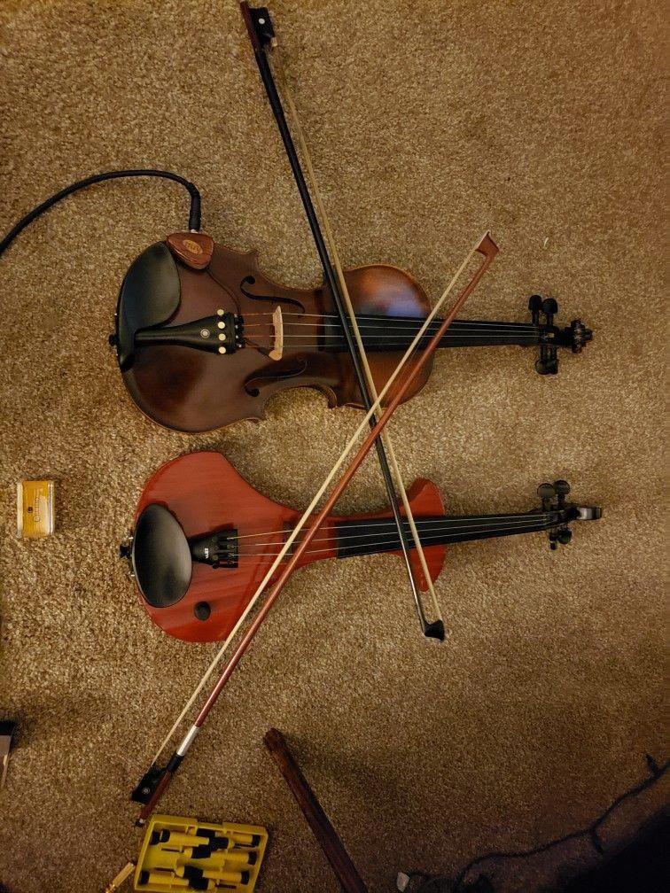 21 Outstanding Electric Violin Carbon Fiber Electric Violin Bluetooth  Guitare  Guitarman