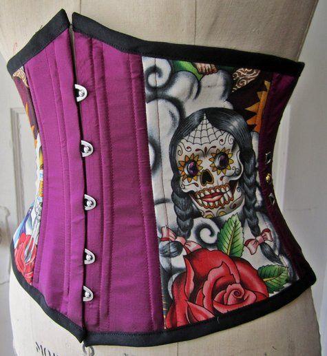 Jacci Jaye\'s Corset Pattern #1 | Corset, Fabrics and Patterns