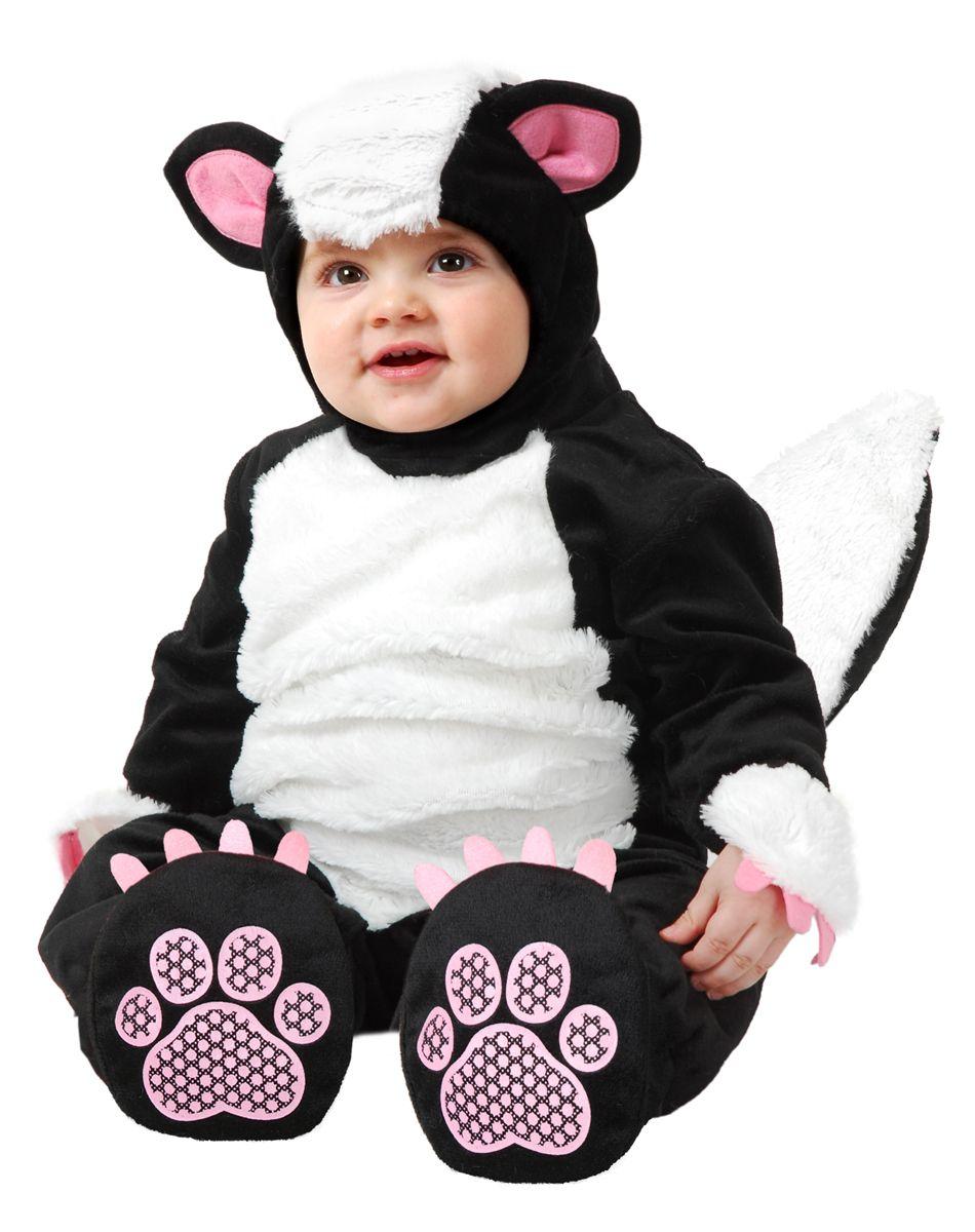 baby skunk halloween costume | pepe the little skunk baby costume
