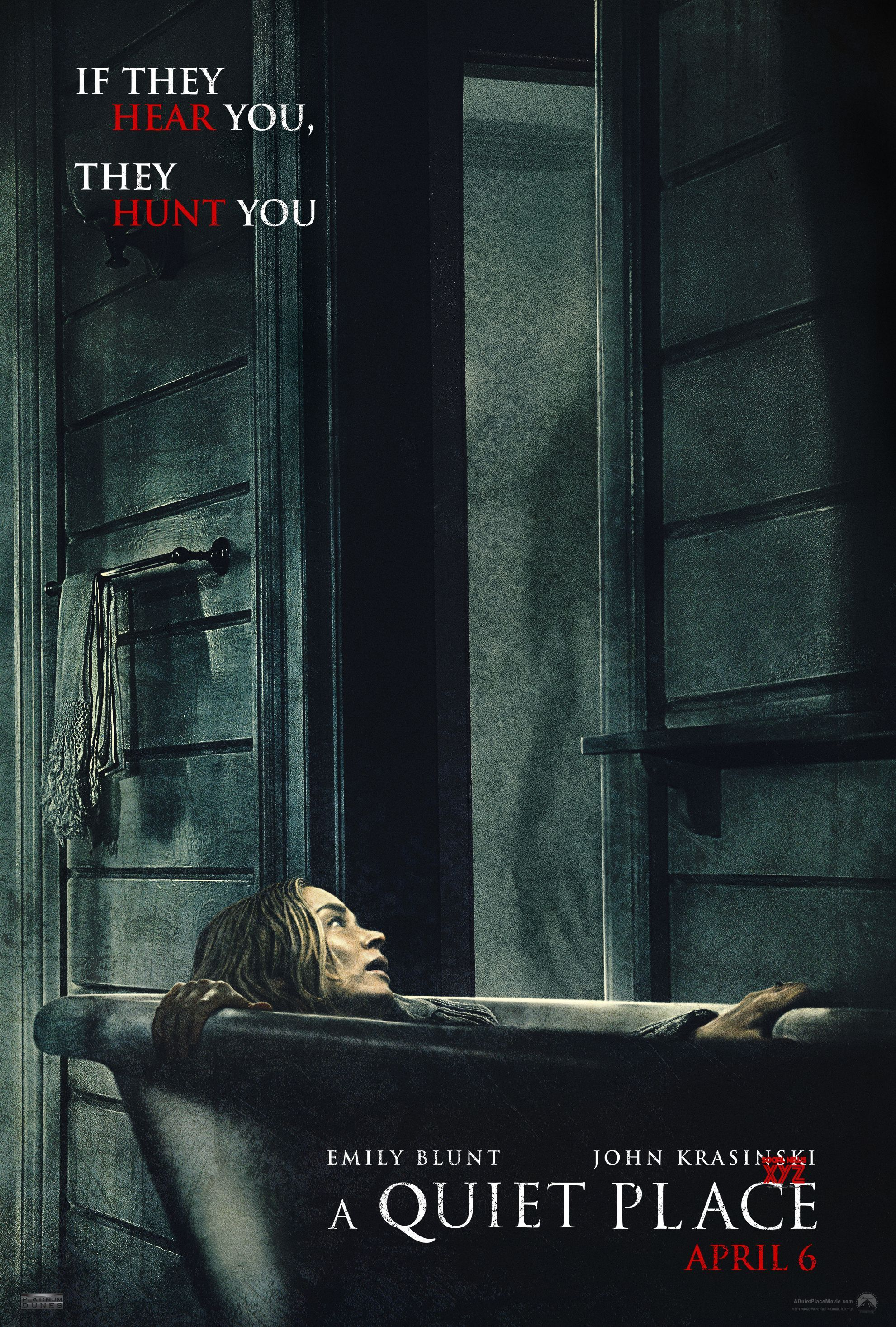 A Quiet Place Movie Poster | Social News XYZ Gallery ...