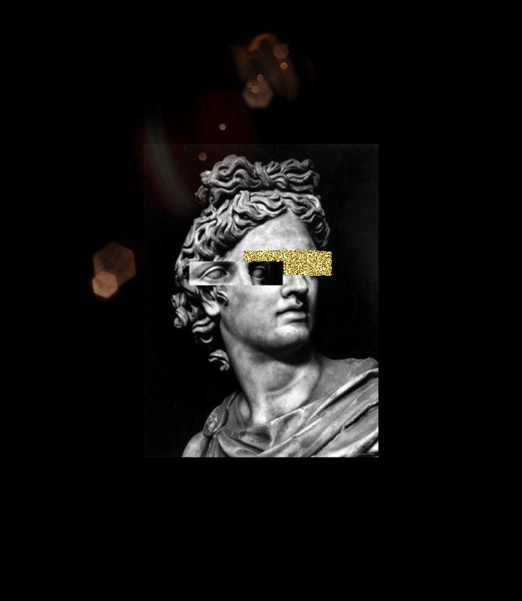 Apollo Aesthetic Wallpaper Statue Greek God In 2019 Apollo