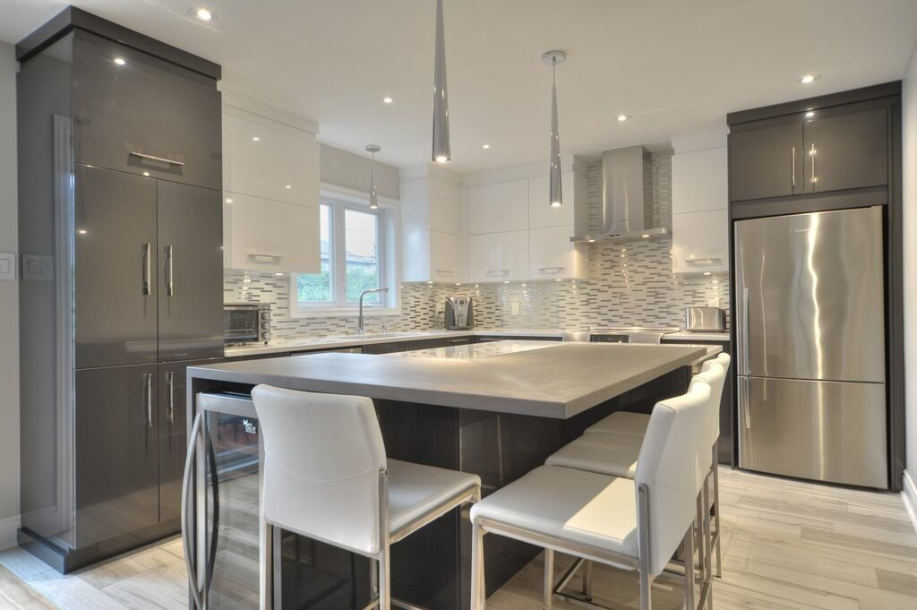 6 id es pour donner du punch une cuisine id es pour la maison en 2019 - Cuisine a donner ...