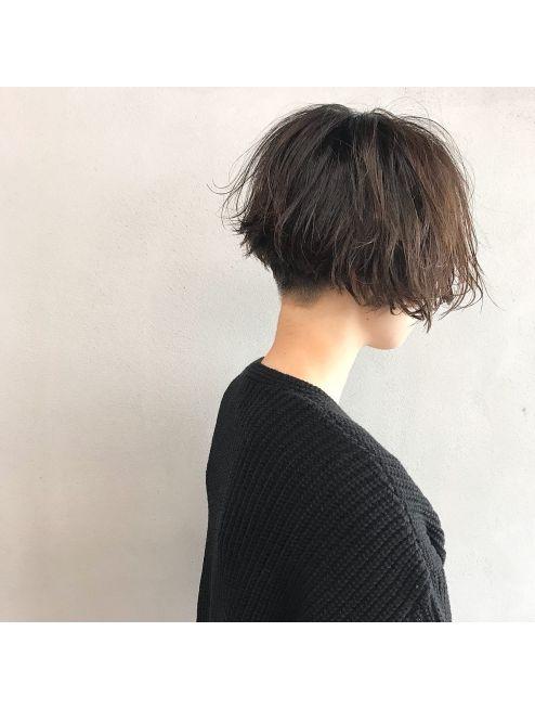 タグ Tag トレンチショート ヘアスタイル 髪型 ショートのヘア