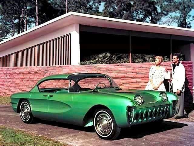 Chevrolet Biscayne , 1955