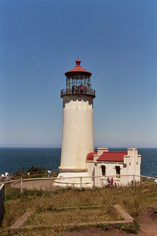 OREGON COAST Lighthouse, Oregon coast, Oregon