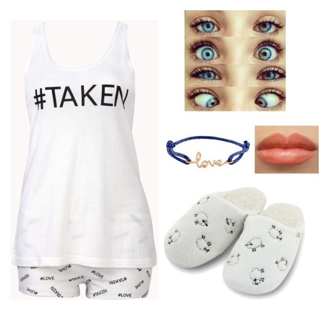 """""""taken"""" by raeken ❤ liked on Polyvore featuring Forever 21 and Avanessi"""