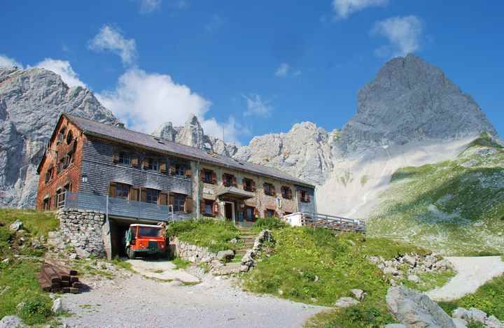 Tageswanderungen Zum Wandern Im Karwendel Tirol Und Bayern