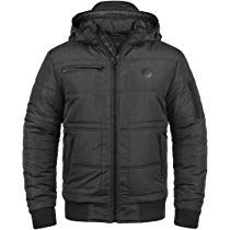 hot sale online 95285 a90ad BLEND Boris Herren Winter Jacke Steppjacke Winterjacke ...