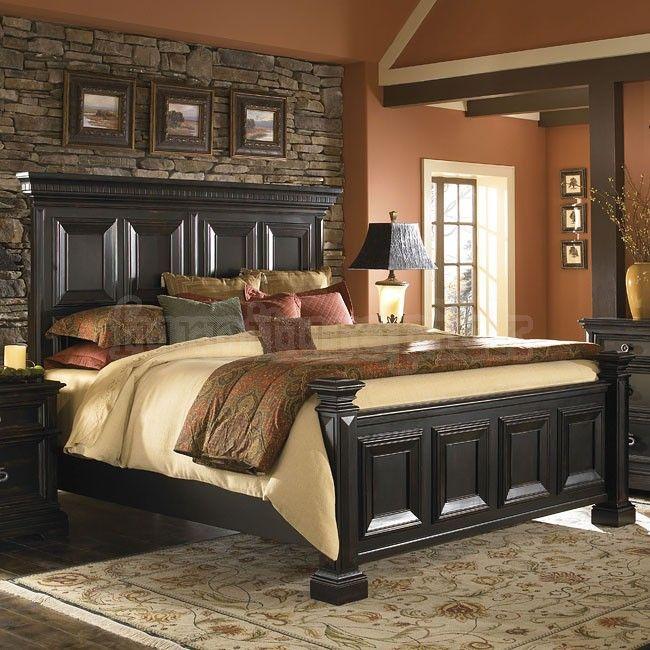 Brookfield Panel Bed Pulaski Furniture | FurniturePick