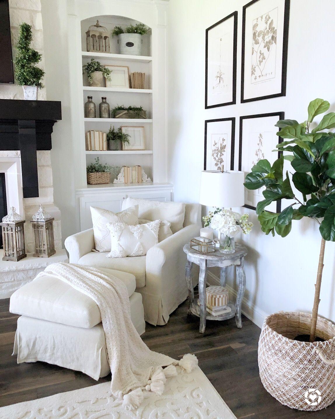 Best Reading Nook Mytexashouse Living Room Decor Bookshelf 400 x 300