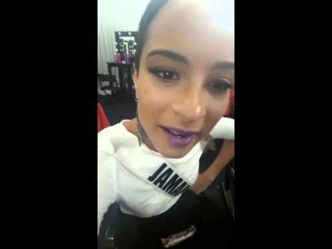 NEW VIDEO: Kaci Fennell ready for Miss Universe tonight [Video] - http://www.yardhype.com/new-video-kaci-fennell-ready-for-miss-universe-tonight-video/