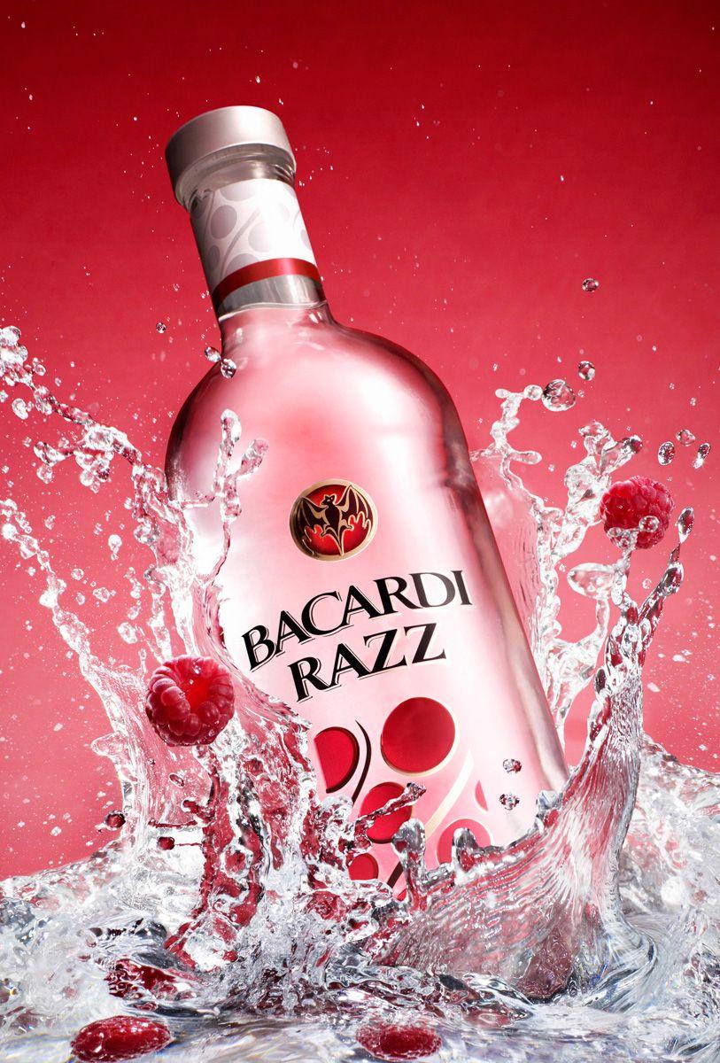 Bacardi Razz Liquor Bottle Lights Bacardi Advertising Pictures