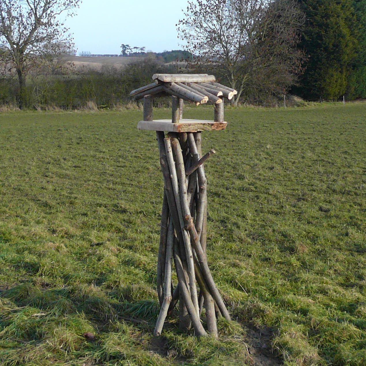 Natural Fencing Bird Tables Bird Boxes Bird Houses