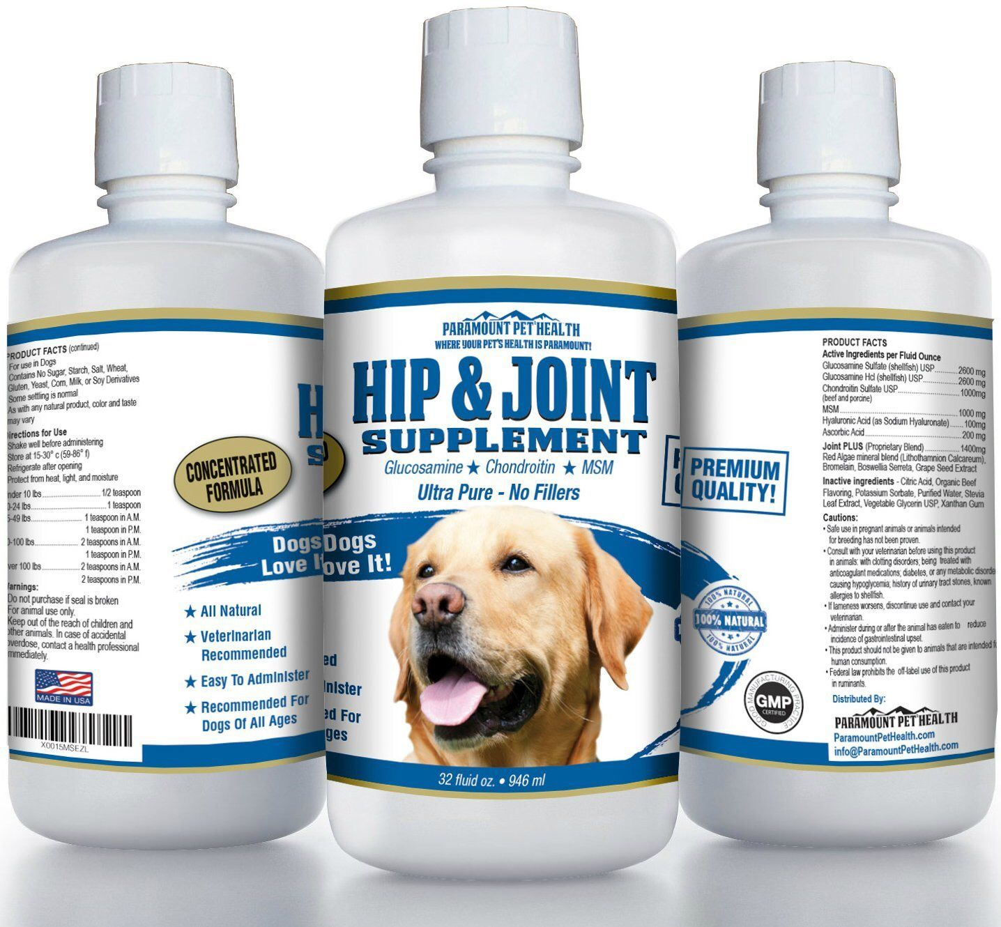 Pin by Pickvitamin on Pet care Joint supplements for
