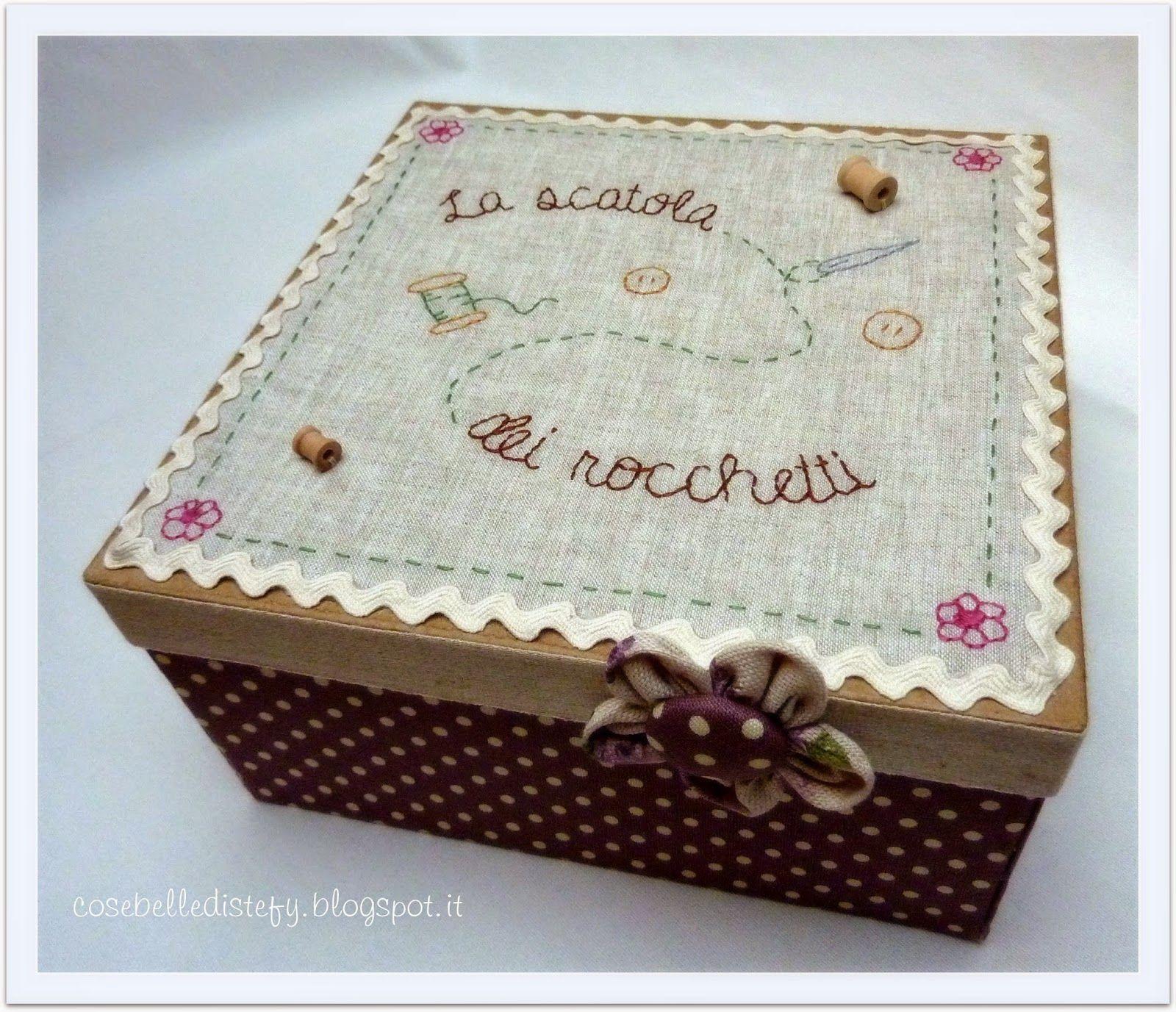La scatola dei rocchetti