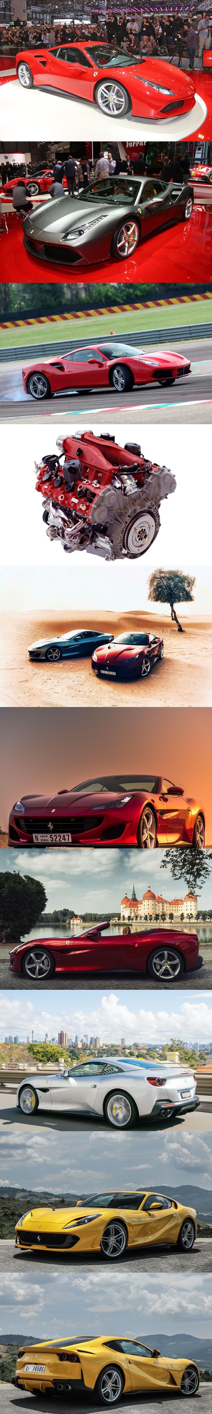 Ferrari Made Money Last Summer Thanks To Its V8 Supercars V12 Powered Models Like The 812 Superfast Also Earned A Nice Profit Super Cars Ferrari V8 Supercars