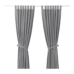 Curtains - Living Room & Bedroom Curtains - IKEA - For the Home ...
