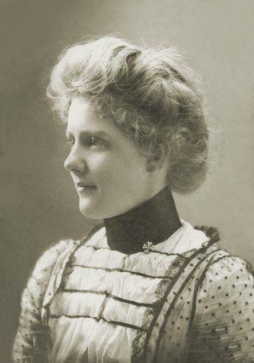 gibson girl - 1890s vintage hair