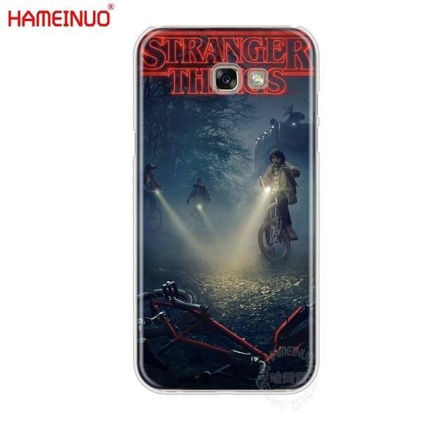 Stranger Things Samsung Galaxy phone case A series