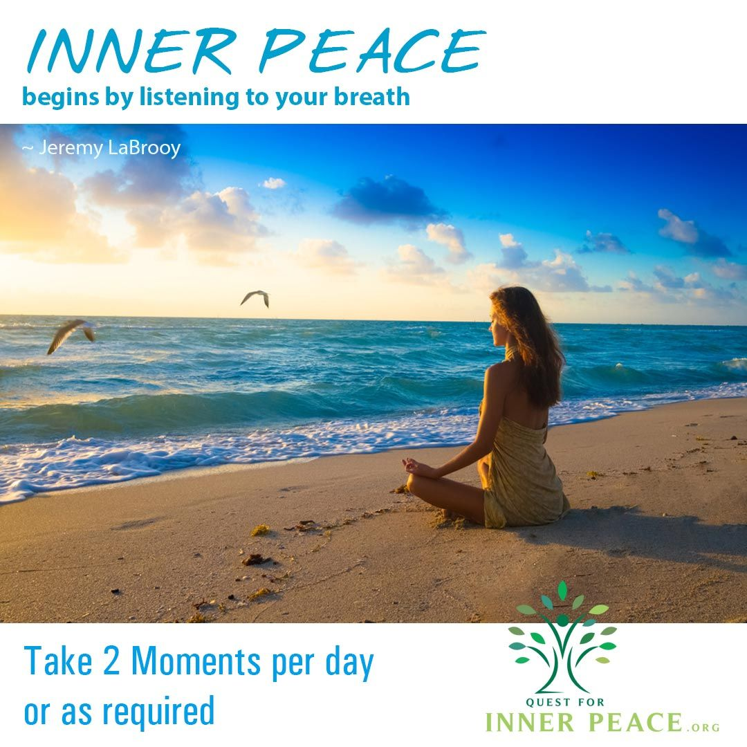 Pin by Quest For Inner Peace on Inner Peace Inspirational