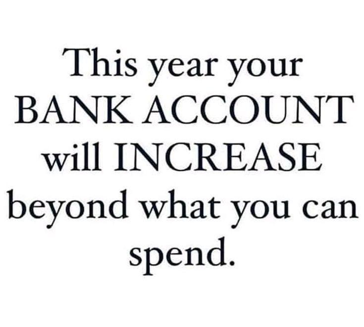 I Am Manifesting Huge Abundance This Year