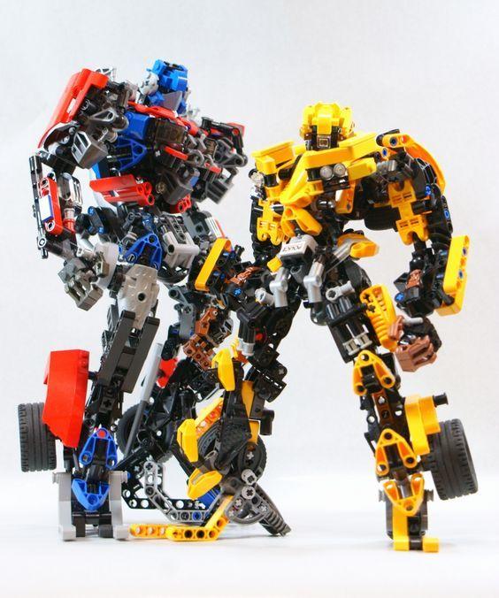Lego Transformers Toys : Lego transformers pinterest