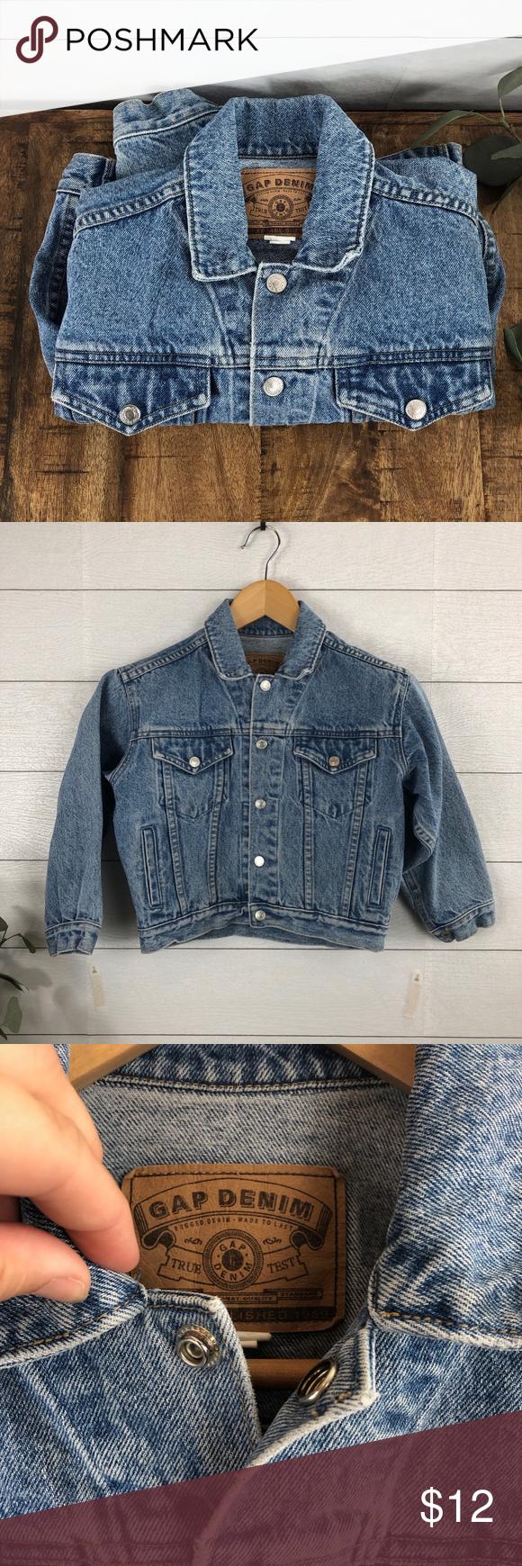 Gap Kids Denim Jean Jacket Size Small Light Blue Kids Denim Jeans Kids Denim Denim Jean Jacket [ 1740 x 580 Pixel ]