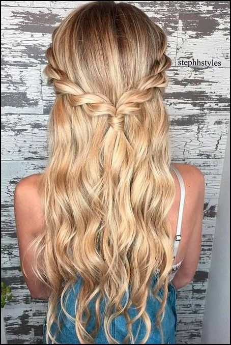127+ easy summer hairstyles ideas 2019 page 49