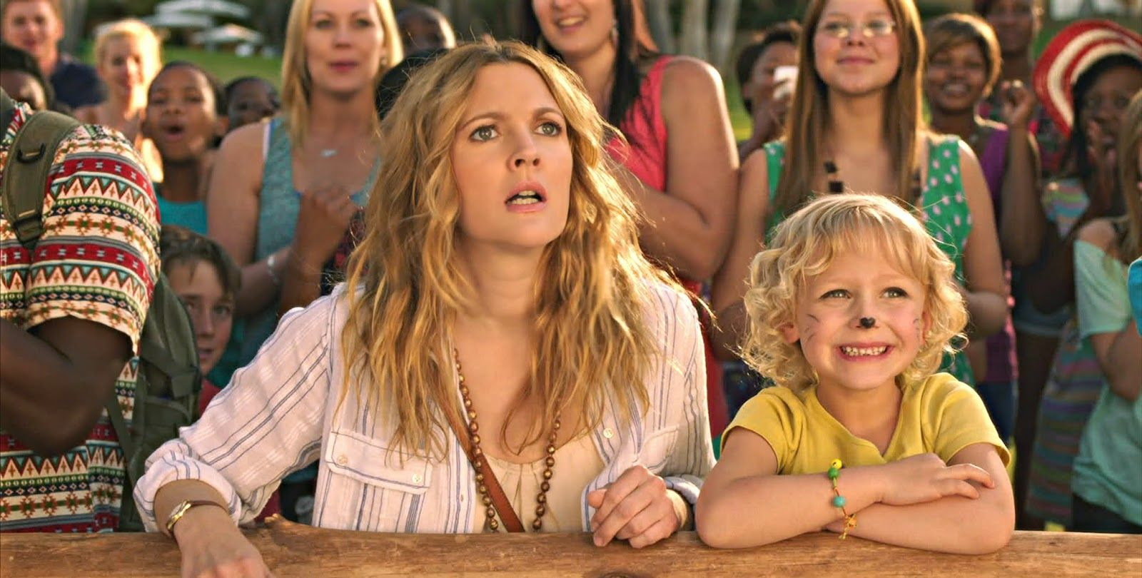 """Check Out The New Film Stills from """"BLENDED""""! Starring"""