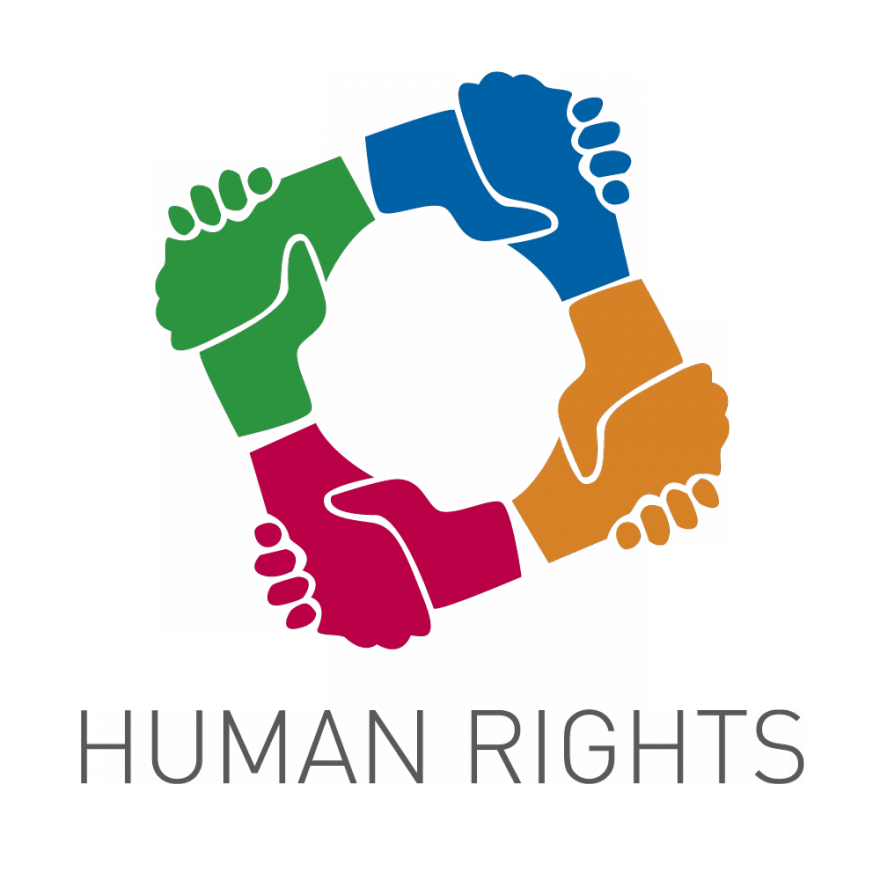 union of helping hands The Universal Logo For Human