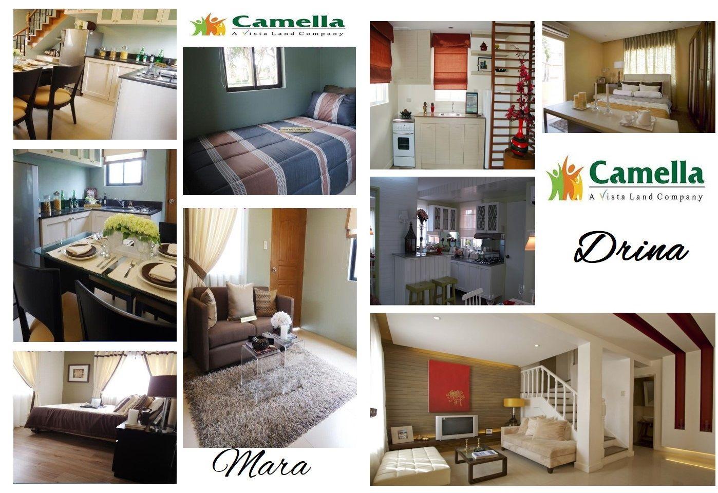 Marga Drina House Camella Lipa City Sto Tomas Tanauan City
