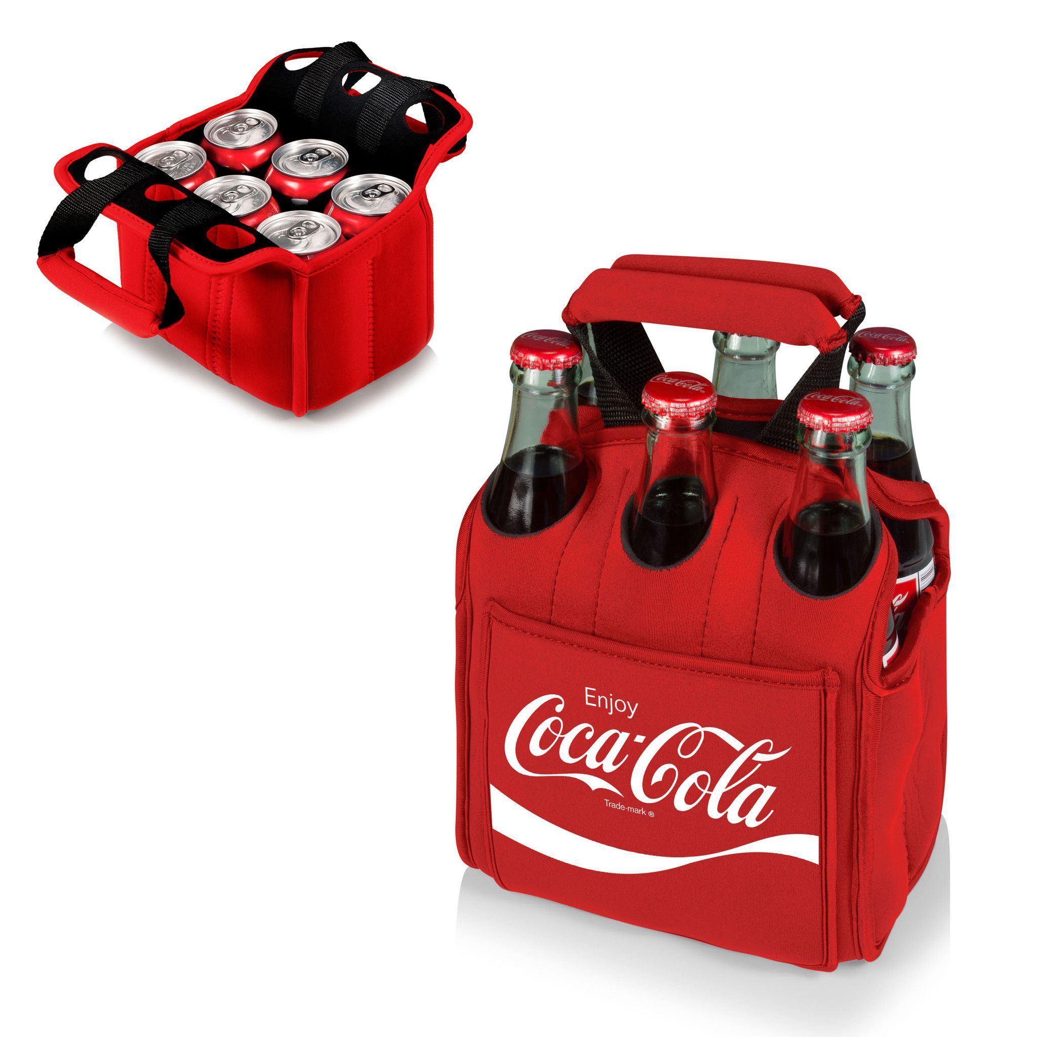 Six Pack Cooler - Red Coca-Cola   Coca Cola, Cola and Coke