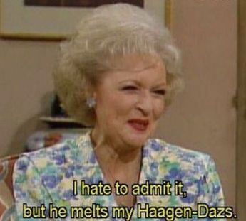 """26 Hilarious Things Rose Nylund Said On """"The Golden Girls""""   I find this funny   Golden girls ..."""