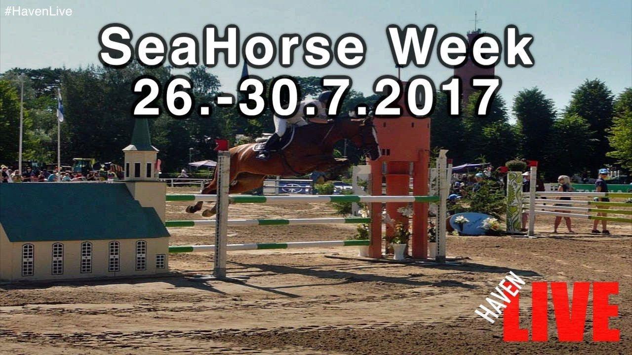 SeaHorse Week 26.-30.7.2017 - Päivä 1 - KE