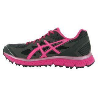 Asics Gel Scram Ladies Trail Running Shoes - SportsDirect.com ... 0d2b79c225