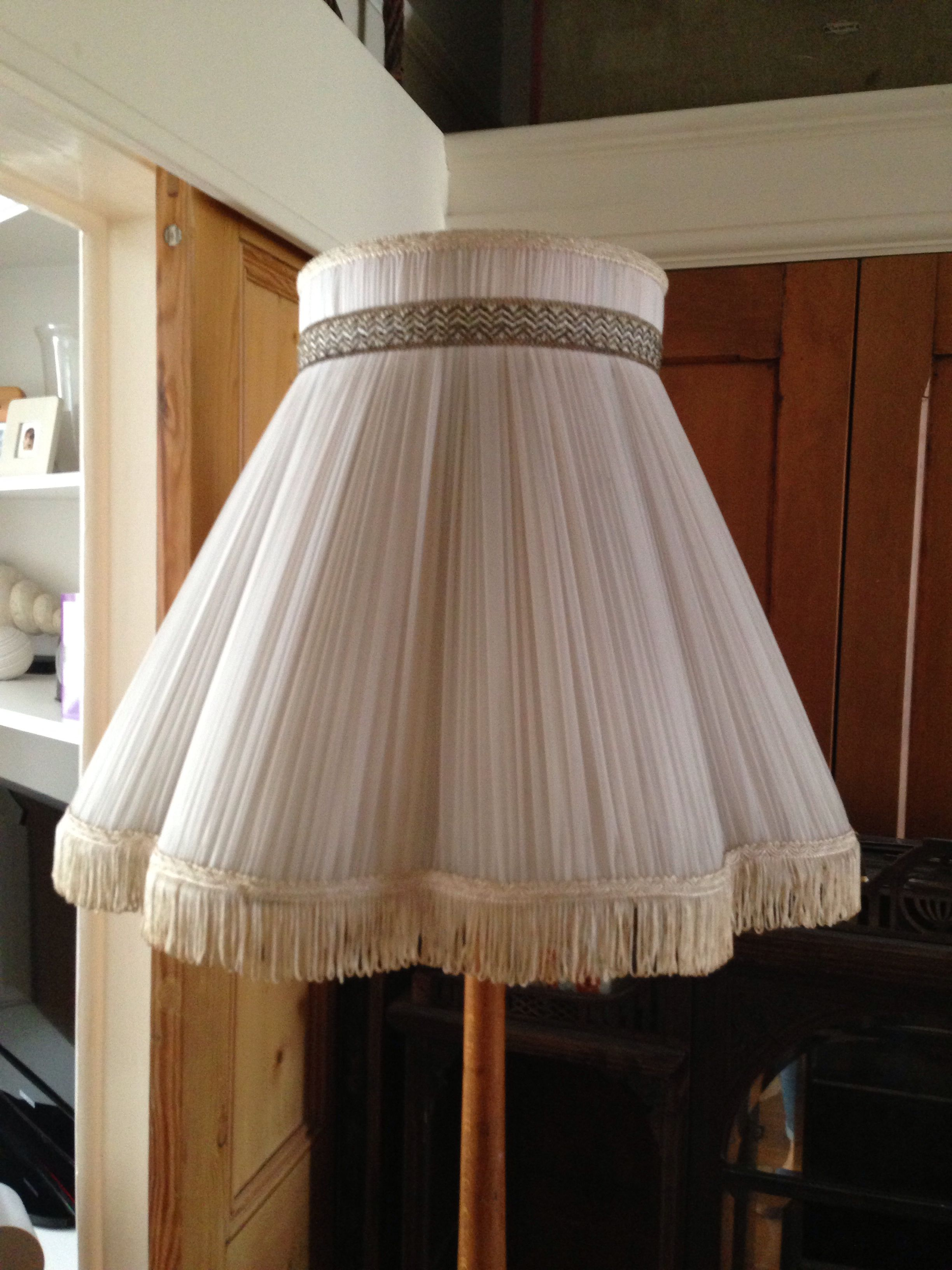 Vintage Pleated 1930s Lampshade Lamp Shade Lampshades Home