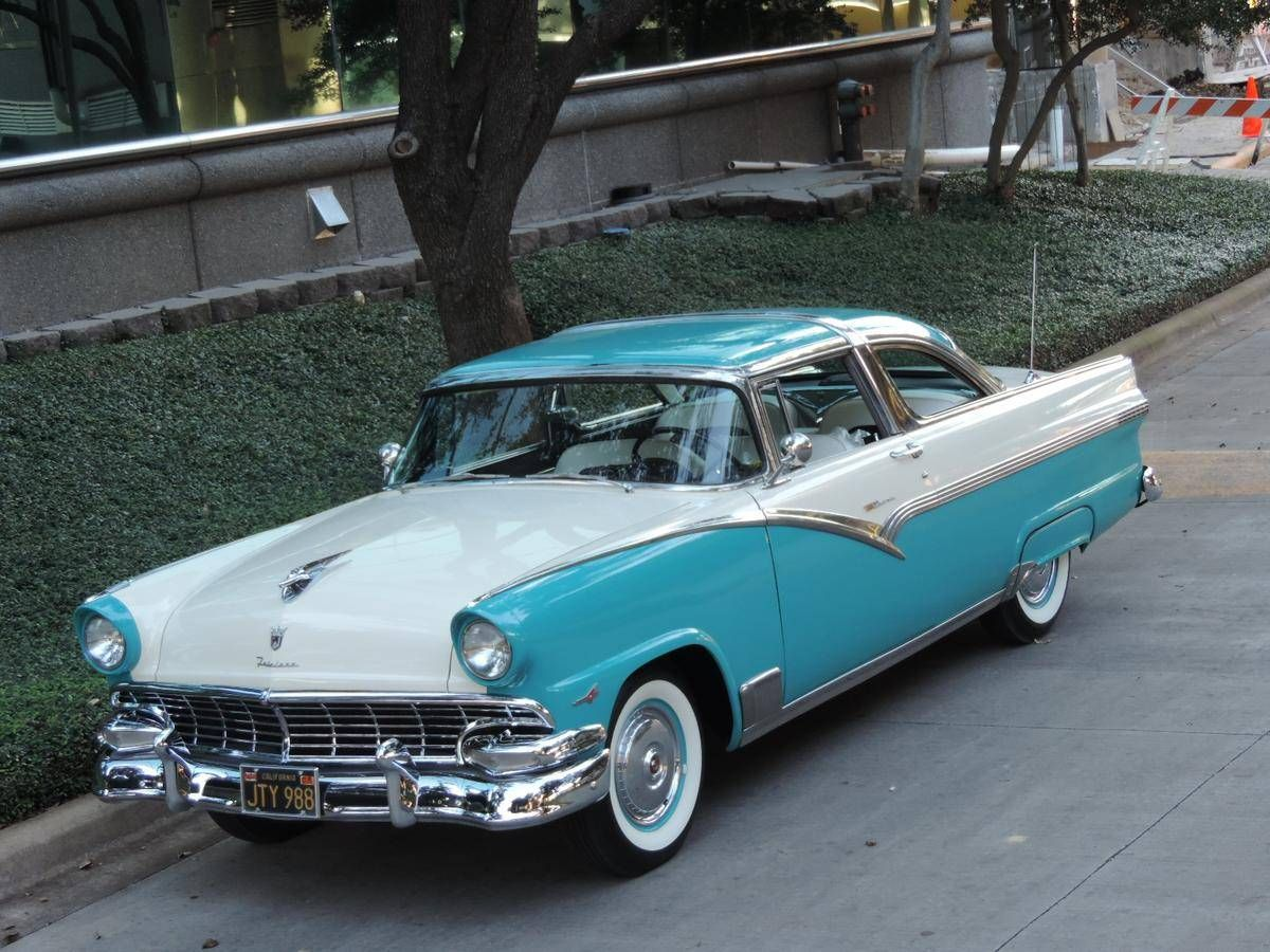 1956 Ford Crown Victoria For Sale 1892894 Hemmings Motor News Classic Cars Trucks Ford Fairlane Ford