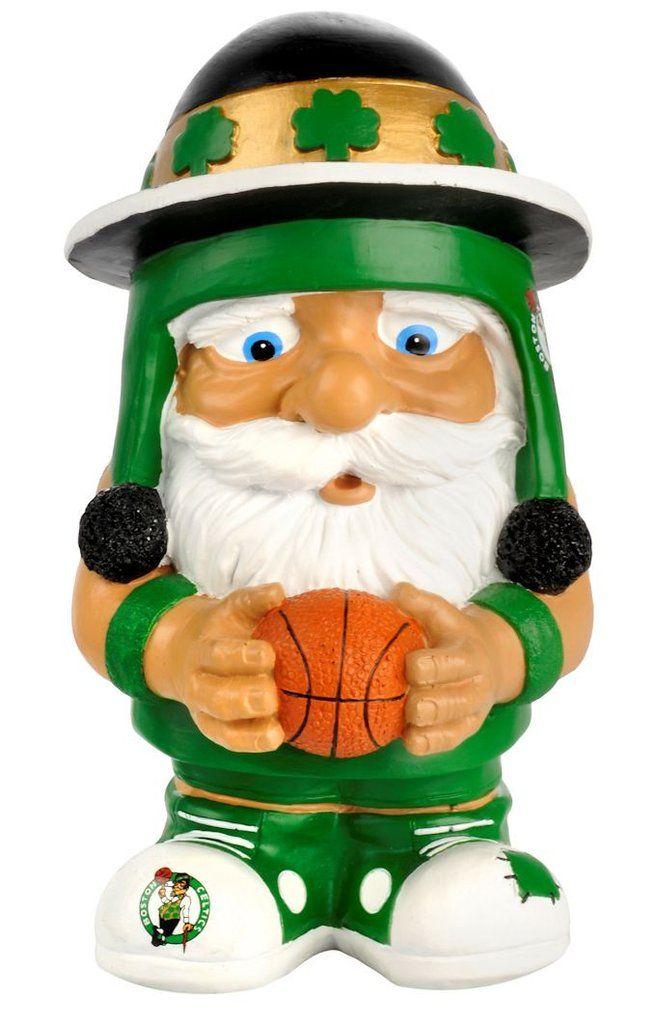 Boston Celtics Garden Gnome - Mad Hatter 02c99d8550a9