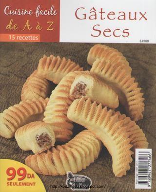 Cuisine Facile De A A Z Gateaux Secs Fr Ar