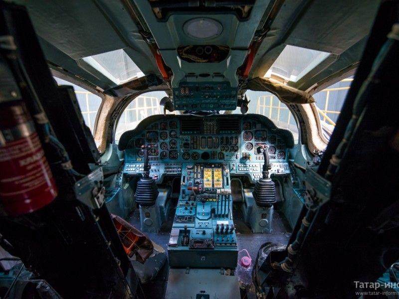 Tupolev 160