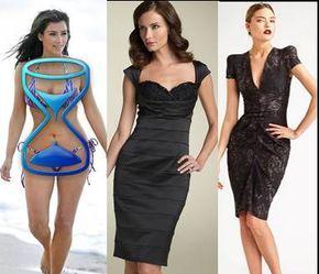 Hourglass Body Shape   dressing hourglass body shape
