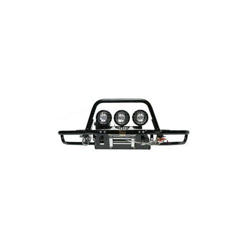 Amazon.com: Or-Fab Front Bumper Winch Style Wrinkle Black