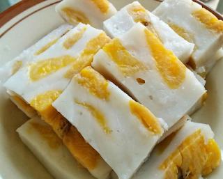 Resep Dan Bahan Bahan Yang Dibutuhkan Untuk Membuat Kue Nagasari Makanan Resep Kue