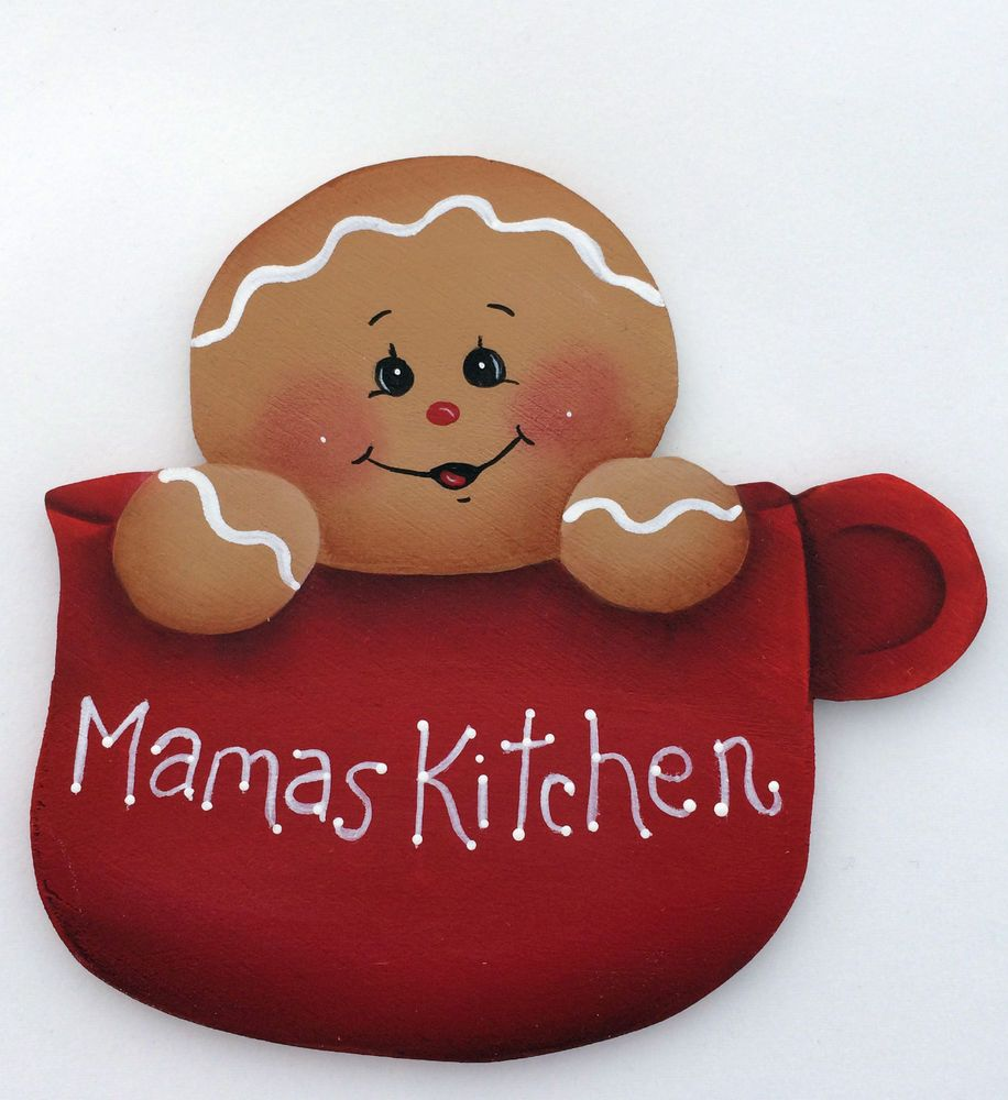 Coolmathgames Com Christmas Ornaments: HP GINGERBREAD FRIDGE MAGNET Red Cup