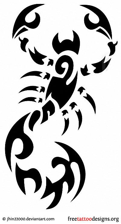 Tribal Scorpion Tattoo Used To Want One Was Younger Not Anymore Just Thought It Would Be Cool Scorpion Tattoo Tribal Tattoos Scorpio Tattoo