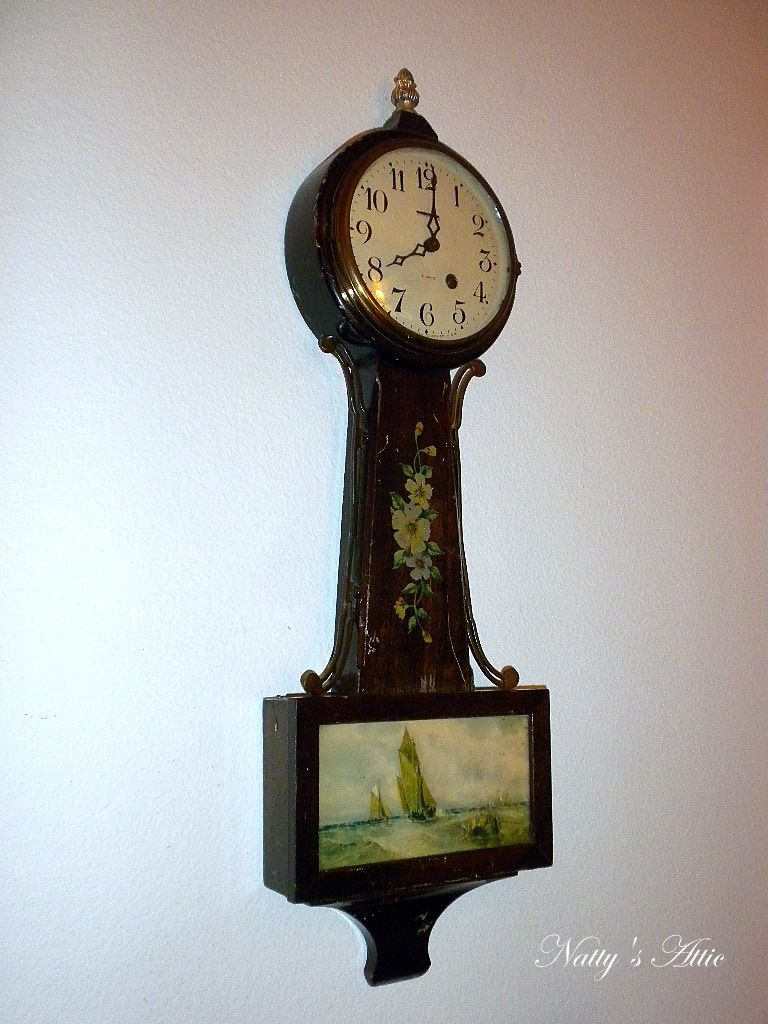 Antiques from the 1600s antique new haven wall clock made in antiques from the 1600s antique new haven wall clock made in usa amipublicfo Images