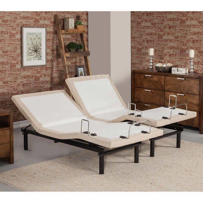 Sleep Science Split King Power Adjustable Base Adjustable Beds