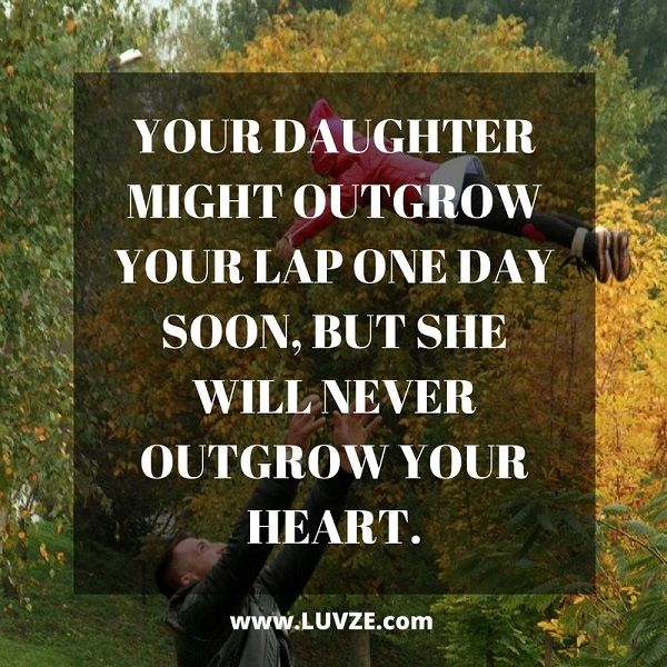 100+ Cute Mother Daughter Quotes and Sayings Father