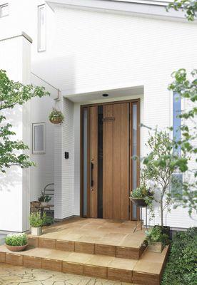 玄関ドア ヴェナート 玄関ドア プロント 住まいのトレンド商品 理想のドアが見つかる 玄関ドアカタログ リフォーム 引き戸 木製 メーカーなど Arquitectura Casas Entradas