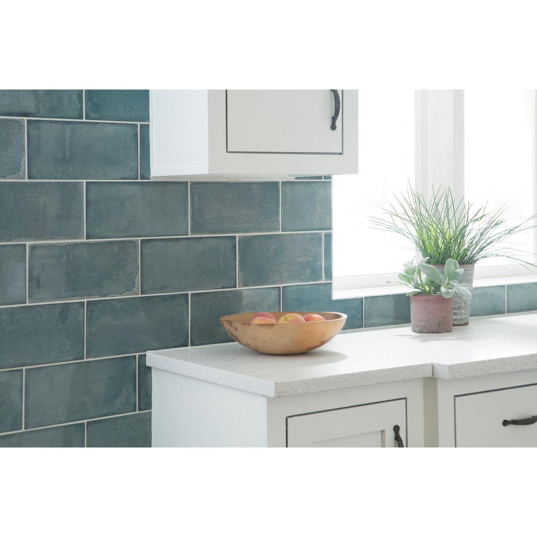 Esenzia mare ceramic tile clean design high gloss and master esenzia mare ceramic tile 6 x 12 100410950 dailygadgetfo Images